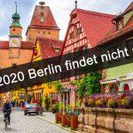 ITB 2020 Berlin findet nicht statt